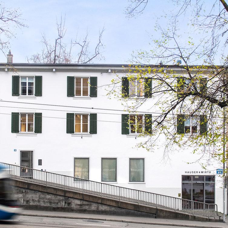 Georges Vantongerloo. A Pioneer of Modern Art @Hauser & Wirth Rämistrasse, Zürich  - GalleriesNow.net