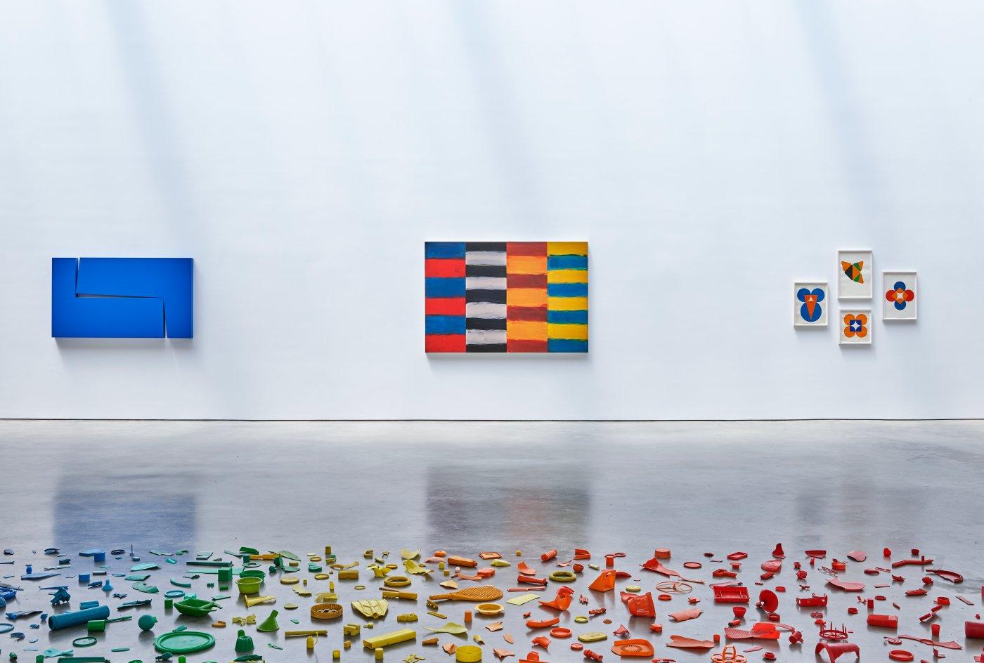 Lisson Gallery New York Spectrum 10