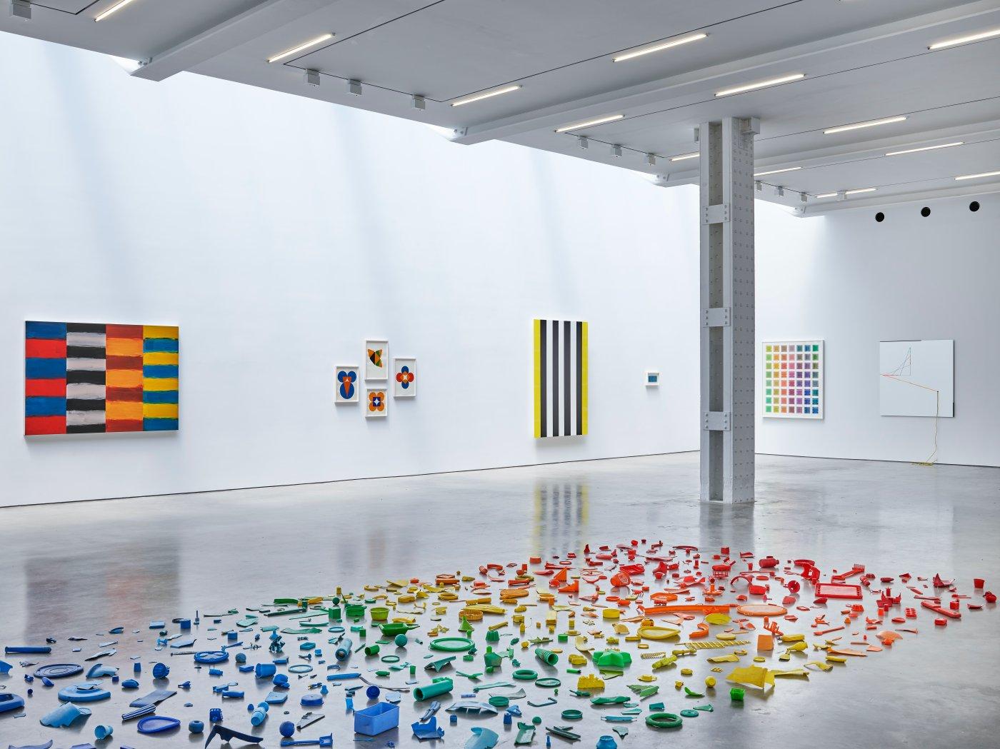 Lisson Gallery New York Spectrum 11