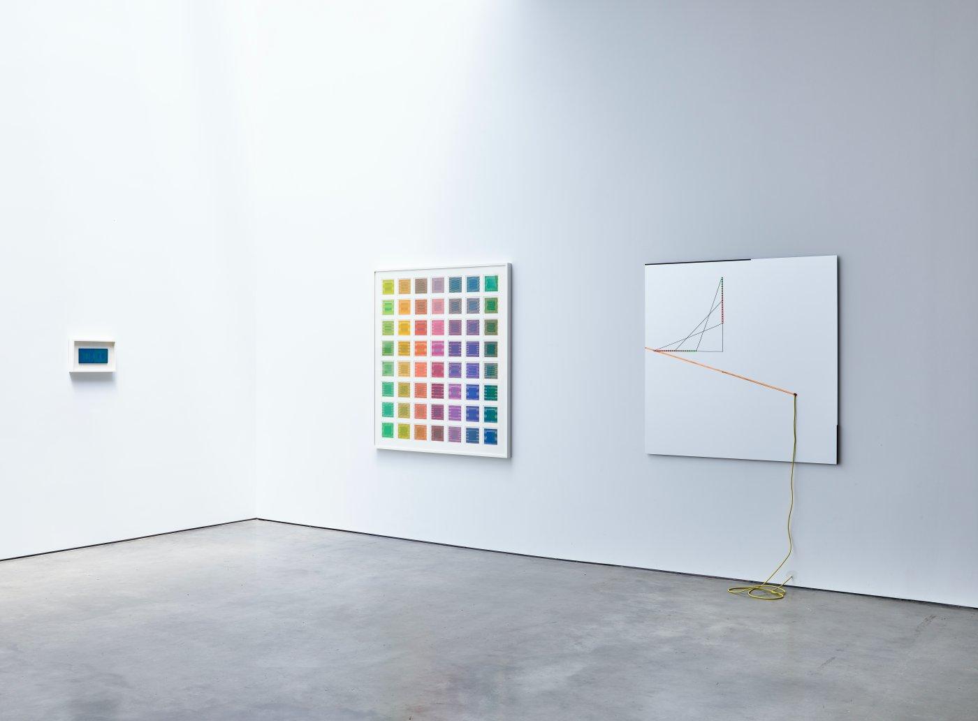 Lisson Gallery New York Spectrum 2