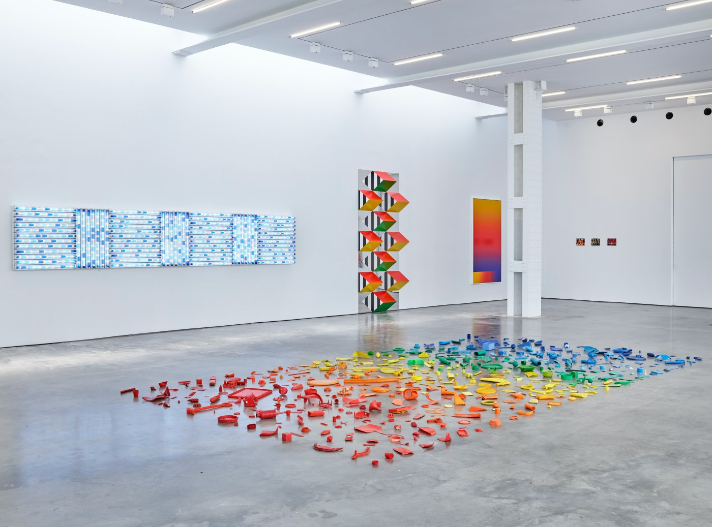 Lisson Gallery New York Spectrum 8