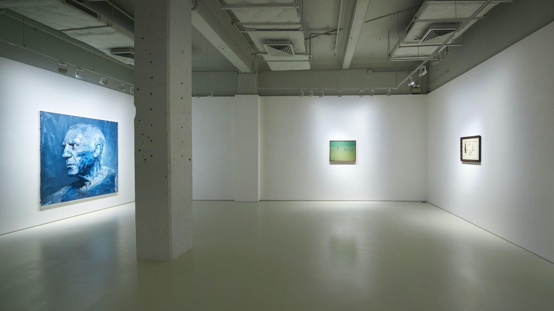 Massimo de Carlo Hong Kong Yan Pei-Ming 1