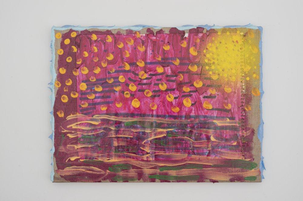 M.Painting / untitled (sunset)