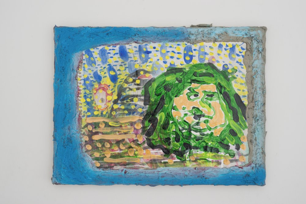 M.Painting / whiterastapasta