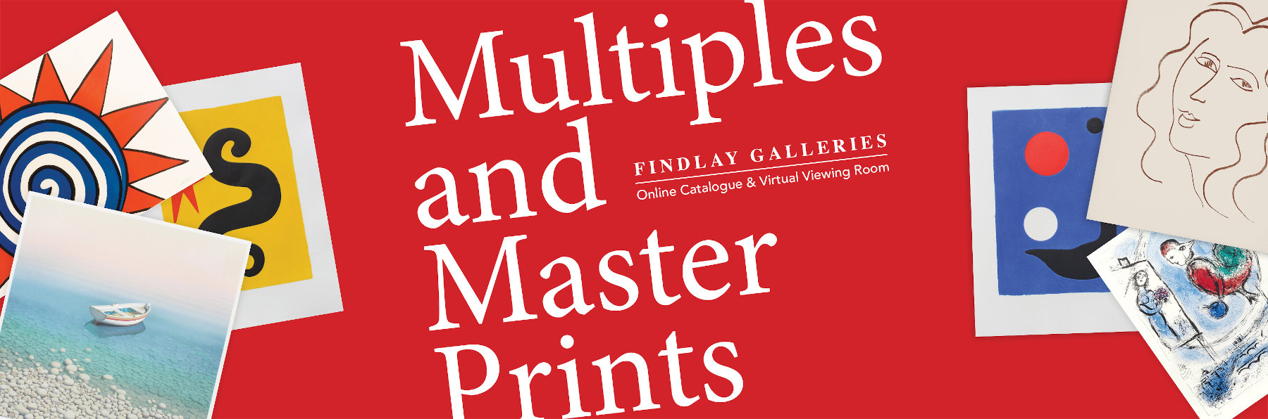 Multiples Master Prints Findlay