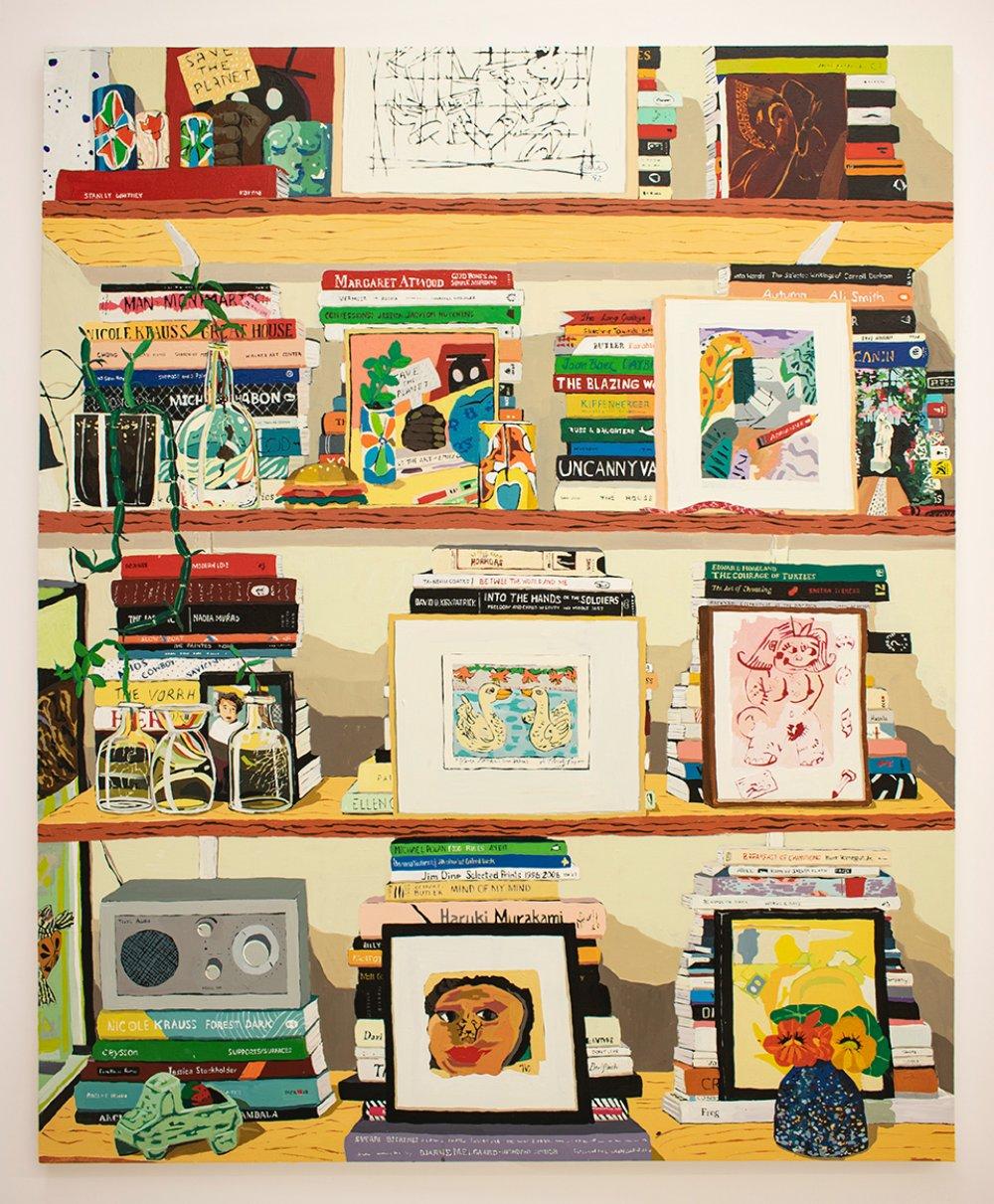Adrianne's Bookshelf