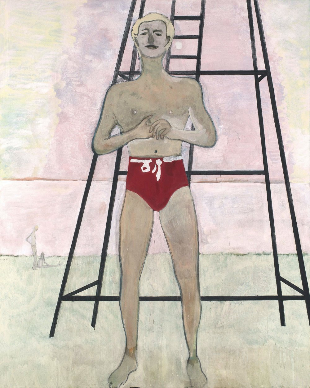 Bather (Lifeguard)