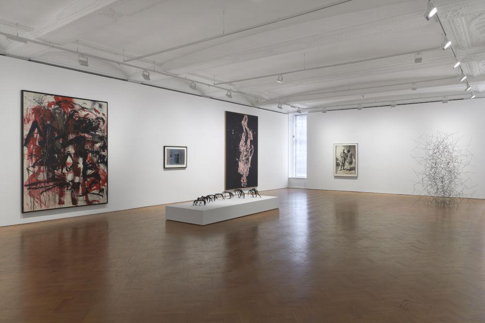 Ropac London Art Basel Highlights at Ely House 5