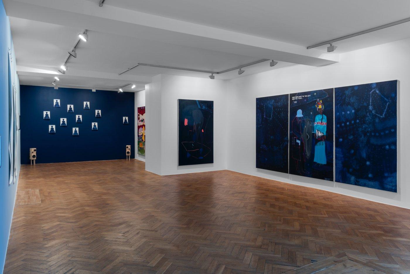 Tiwani Contemporary Charmaine Watkiss Andrew Pierre Hart 6