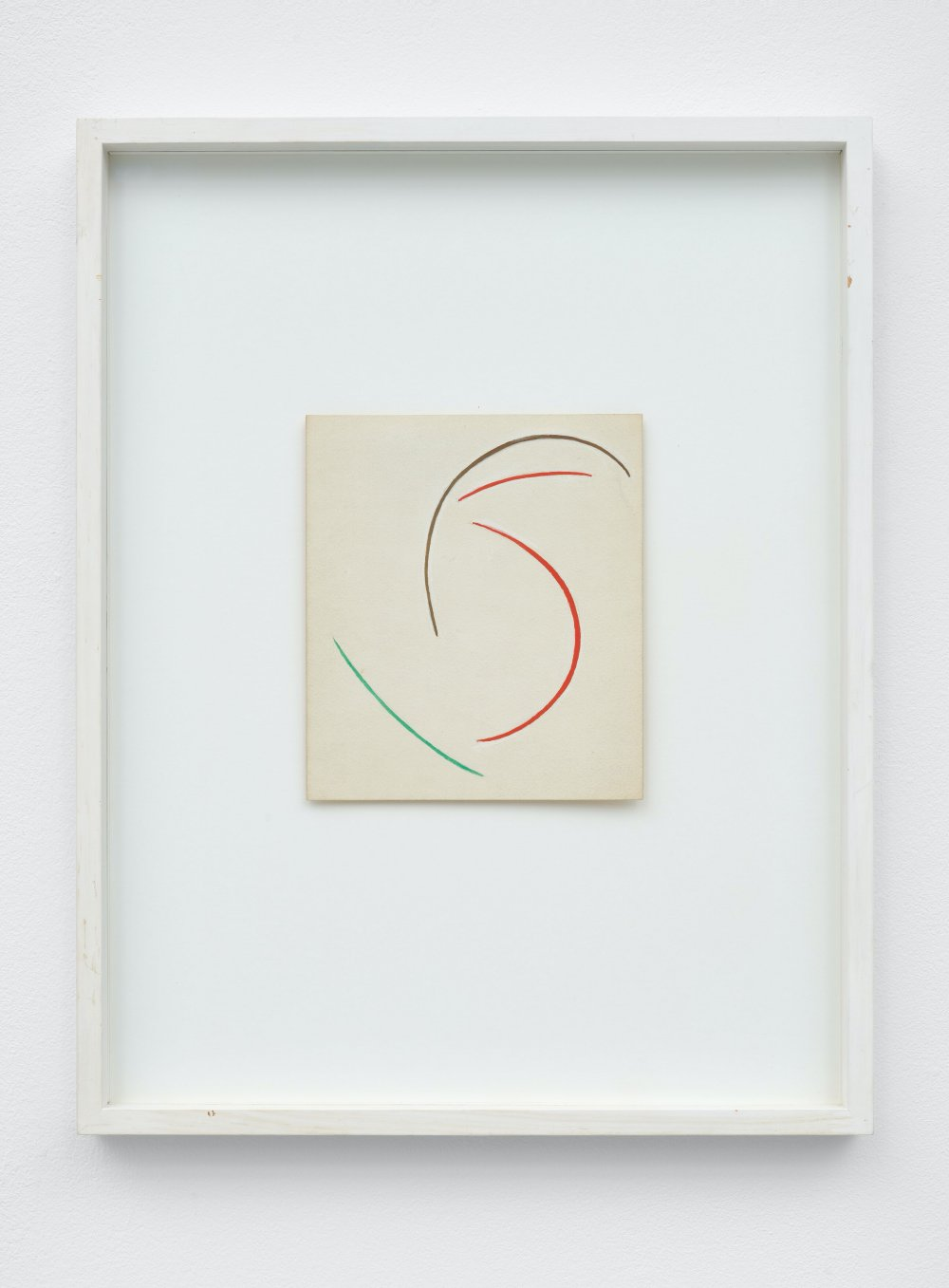 Study for 'Fonction de courbes' (Function of curves)