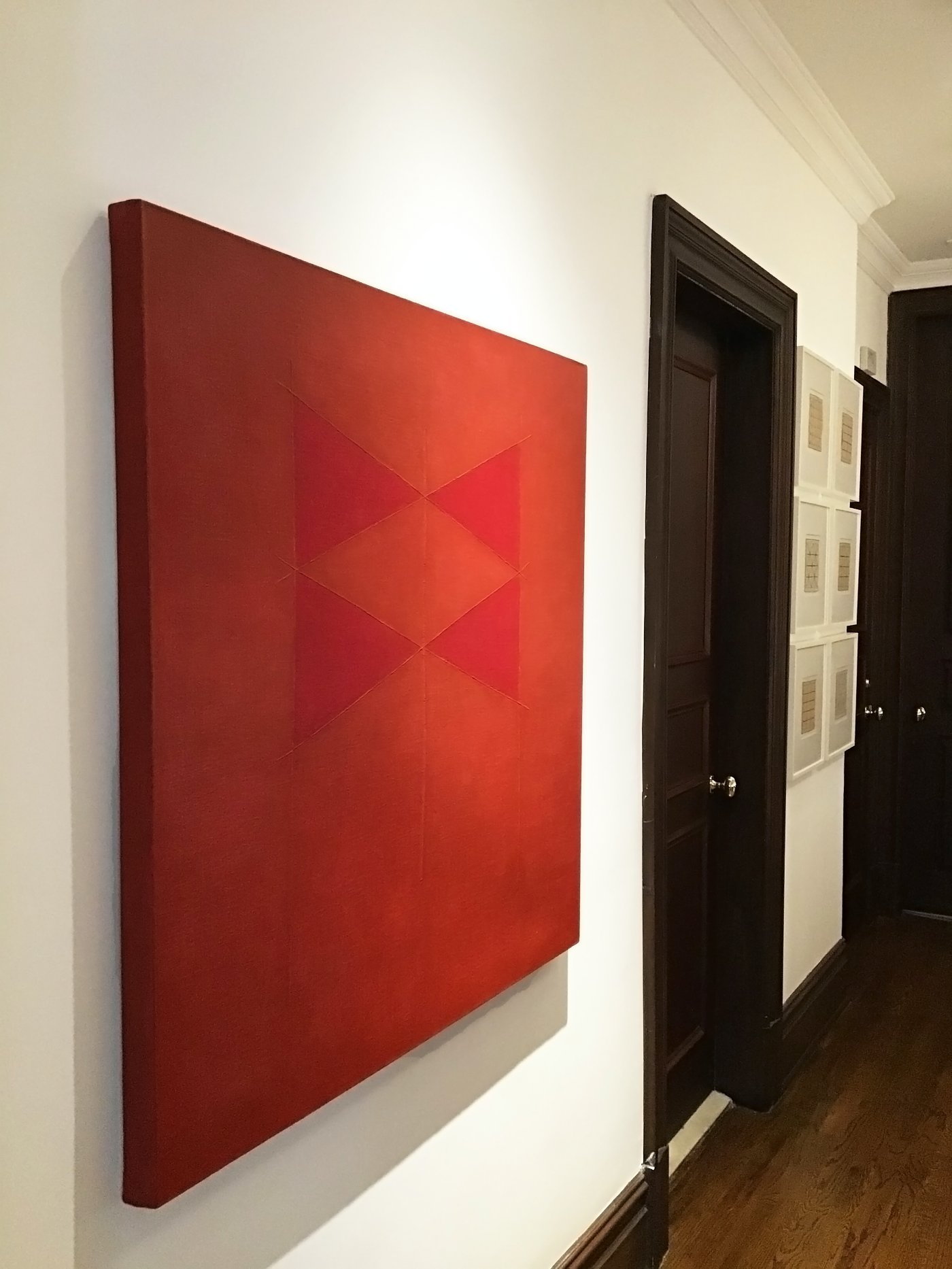 Barbara Mathes Gallery Black, White and Red All Over 5