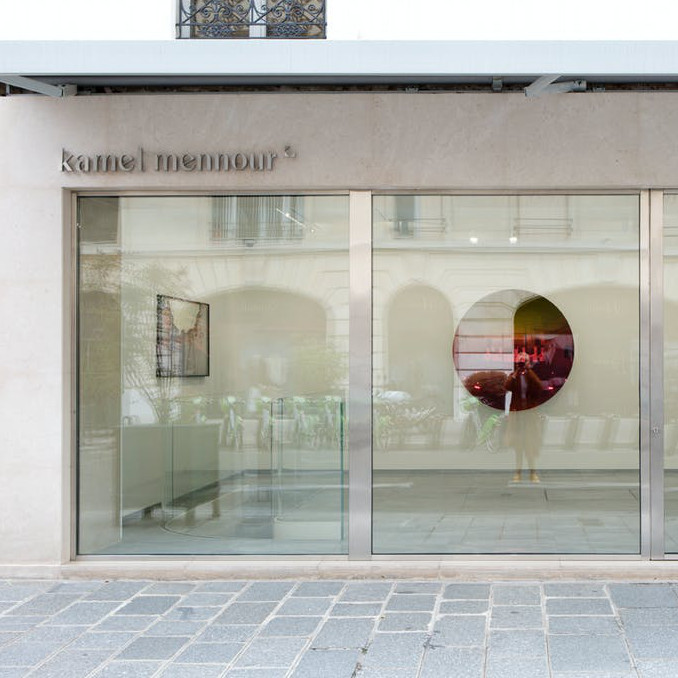 Group show @kamel mennour, Paris  - GalleriesNow.net