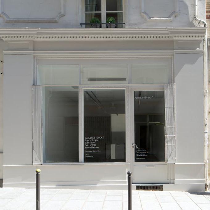 FIAC in the galleries - Booth 6PDL @kamel mennour, r. du Pont de Lodi, Paris  - GalleriesNow.net