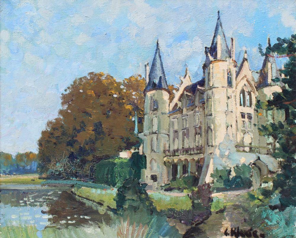 Le Château de Pont l'Eveque