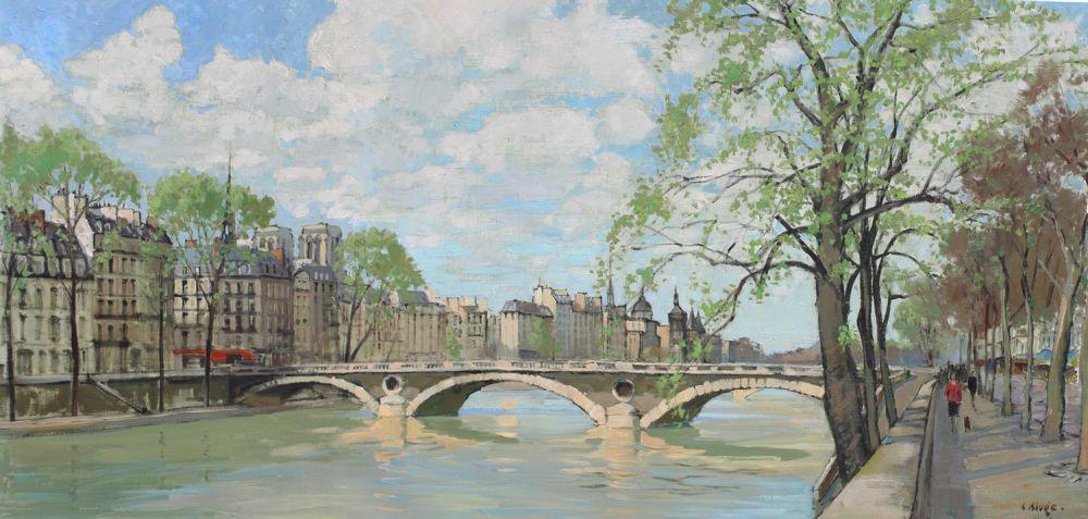 Le pont Louis Philippe