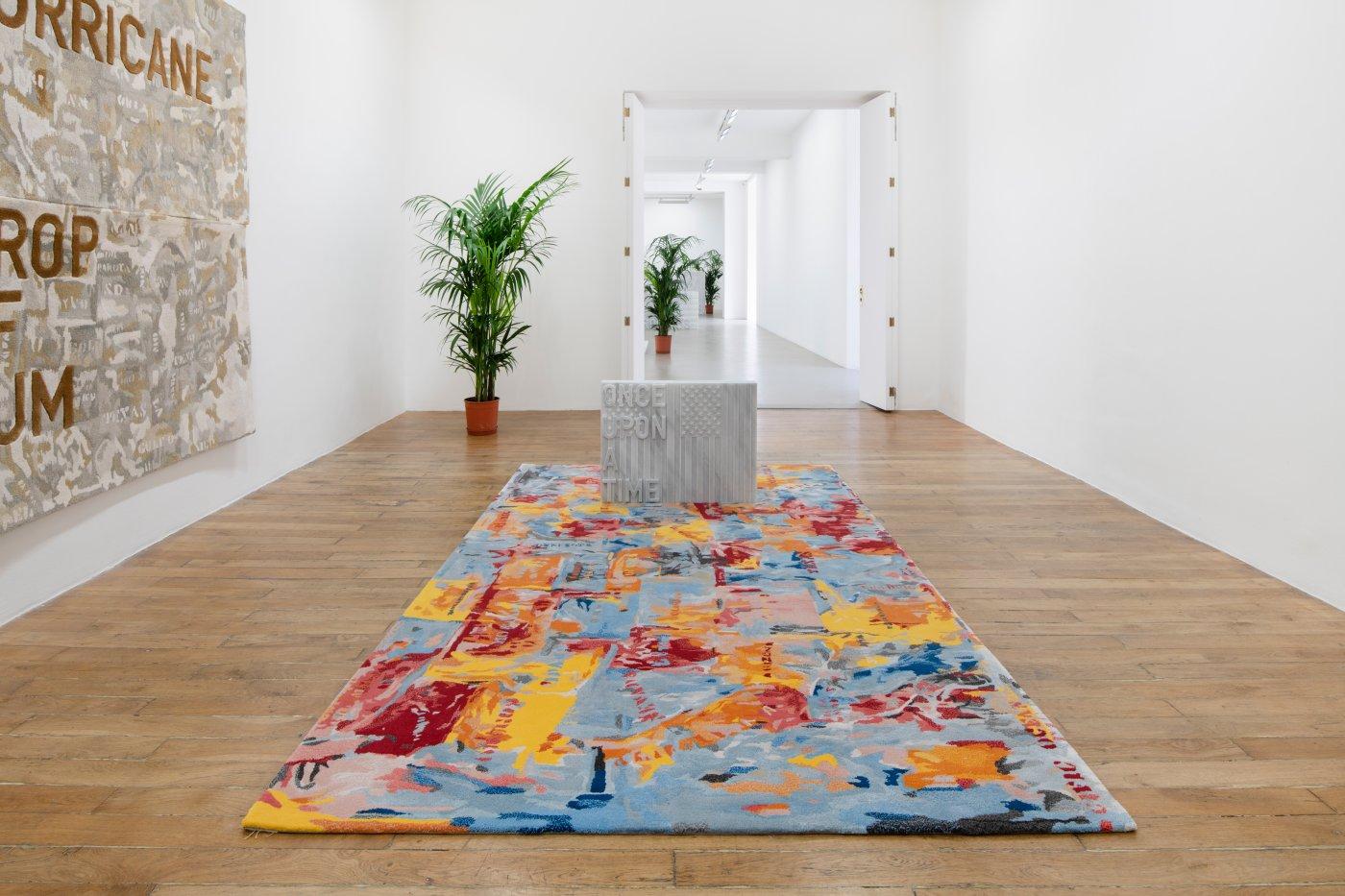 Galerie Chantal Crousel Rirkrit Tiravanija 4