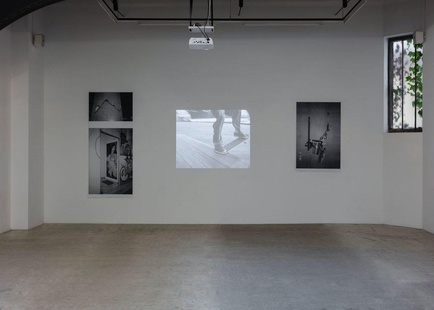 Galerie Frank Elbaz Ari Marcopoulos 2