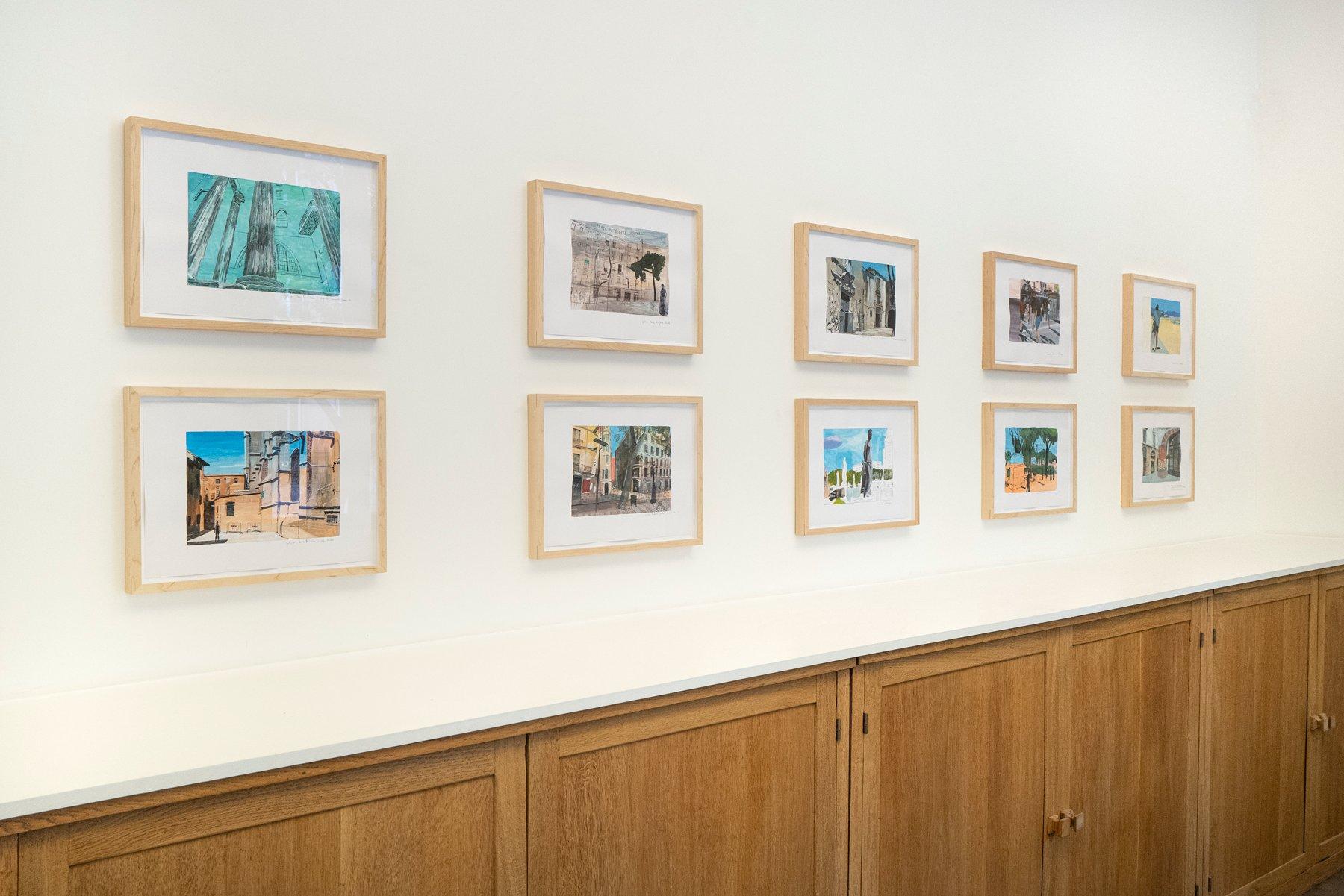 Galerie Lelong Co Marc Desgrandchamps 1