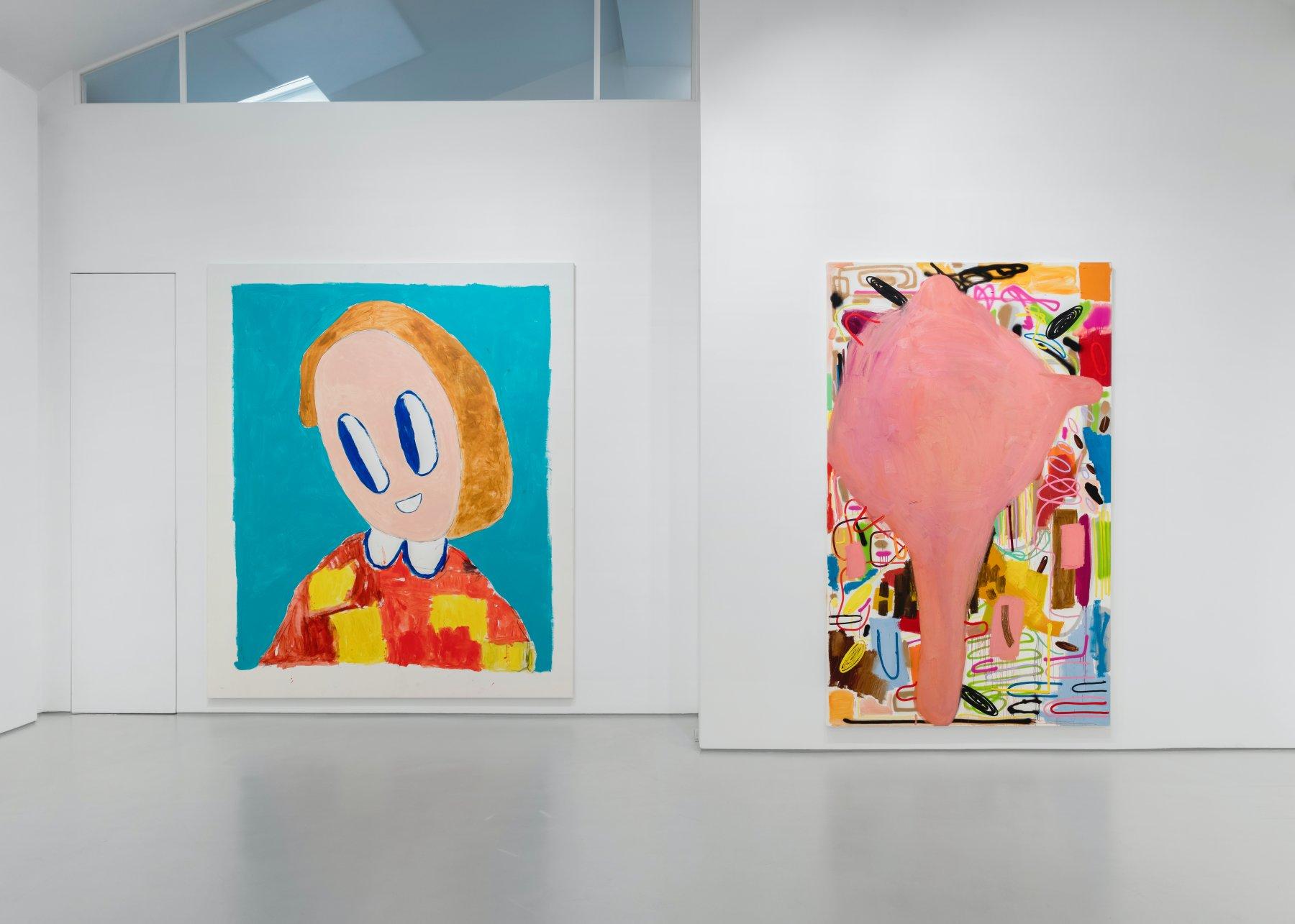 Galerie Max Hetzler Paris Andre Butzer 1