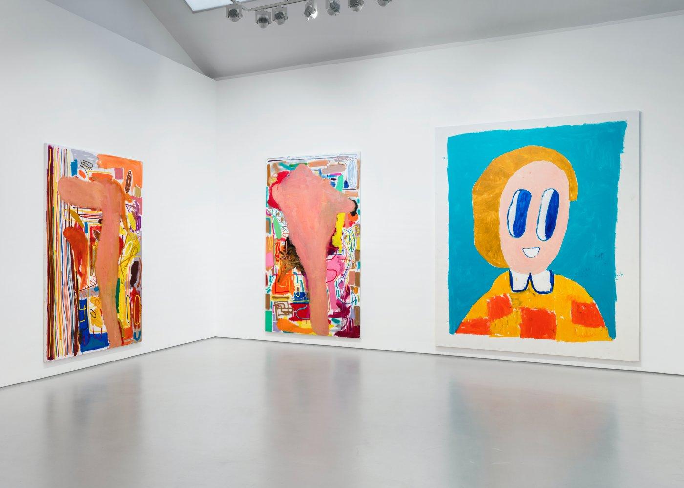 Galerie Max Hetzler Paris Andre Butzer 3