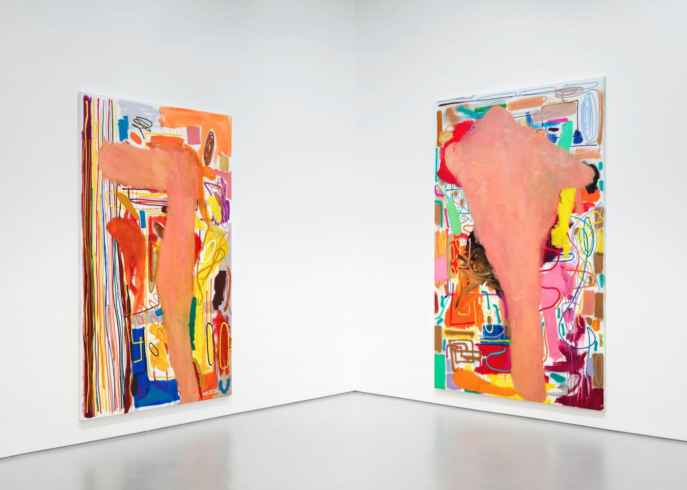 Galerie Max Hetzler Paris Andre Butzer 4
