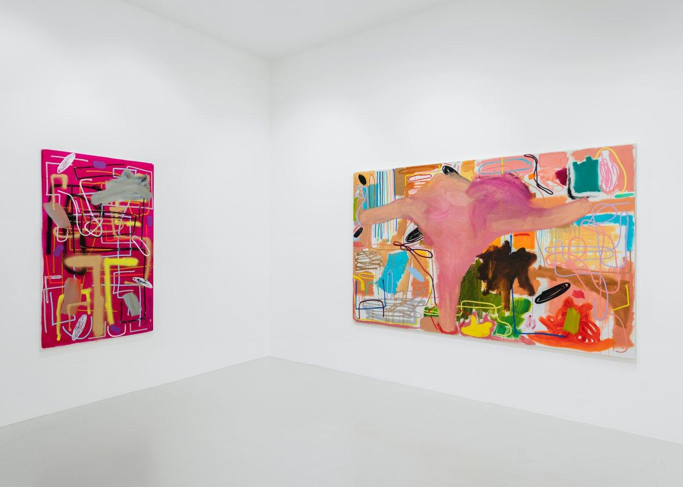 Galerie Max Hetzler Paris Andre Butzer 7