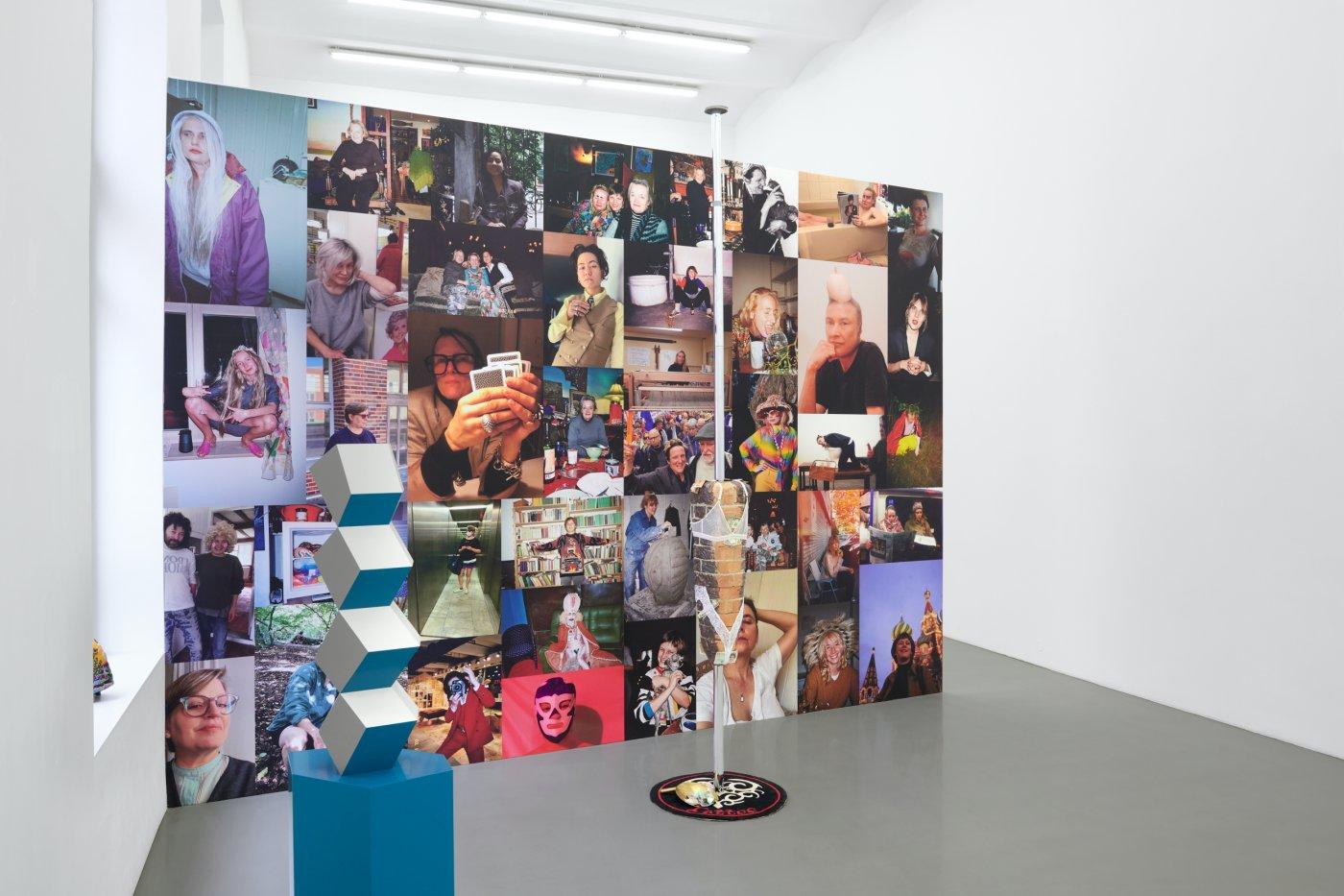 Meyer Kainer Galerie Exhibition Curated By Kris Lemsalu & Sarah Lucas