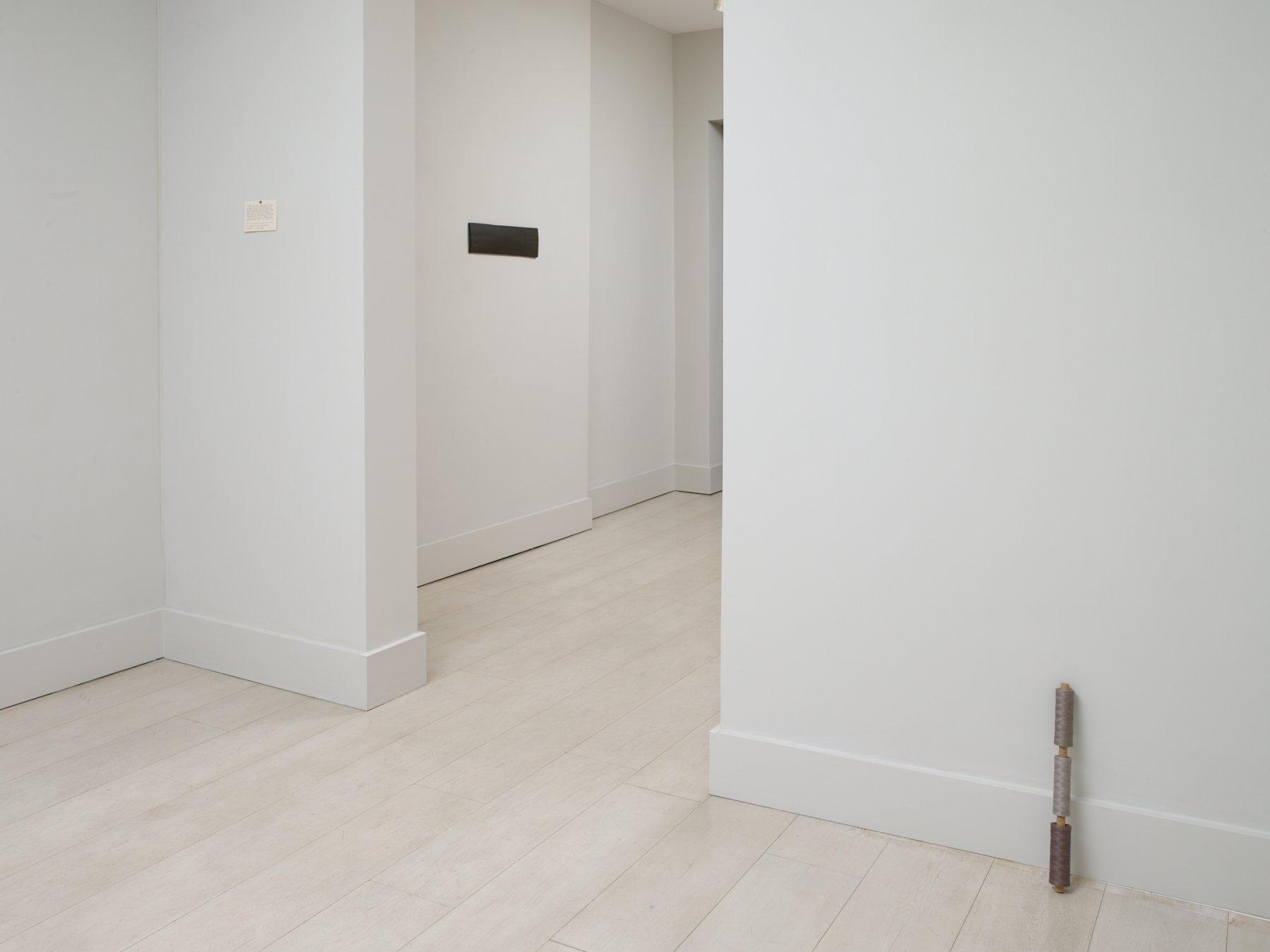 Large Glass Helen Mirra 1