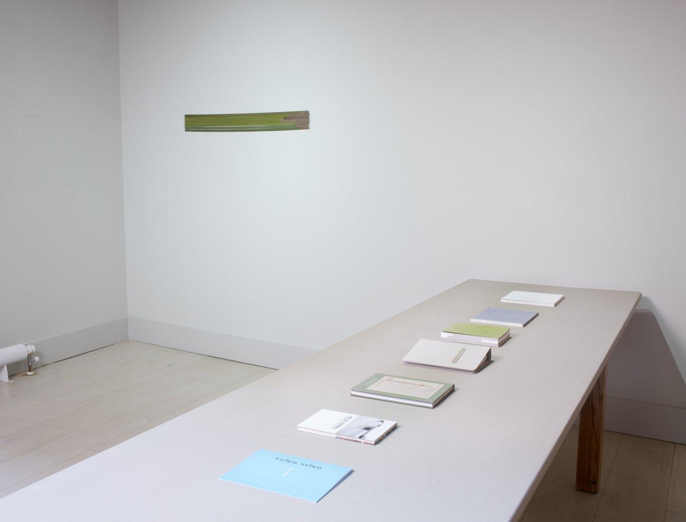 Large Glass Helen Mirra 3