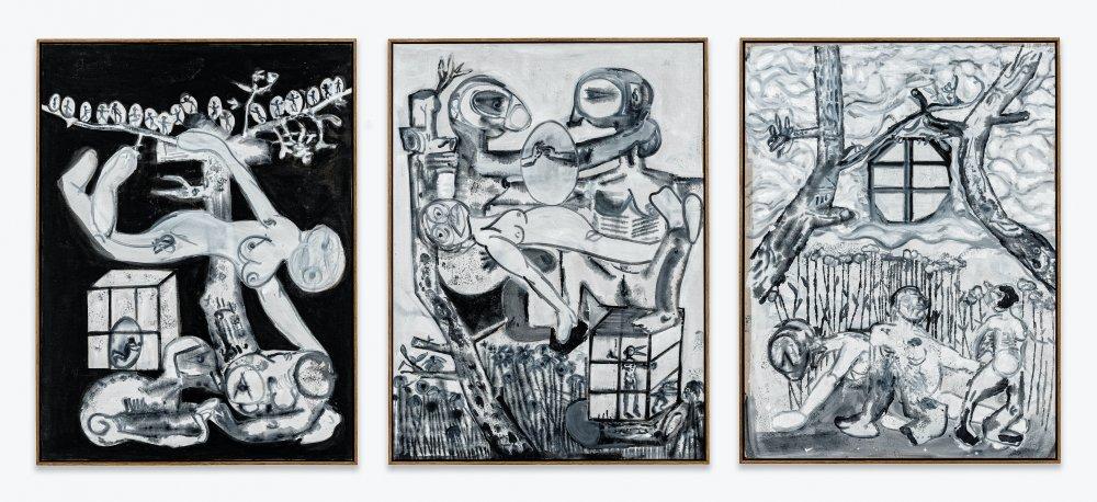 Triptych Nr 1