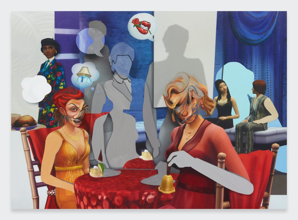 Shifted Sims #14 (Luxury Party Stuff)