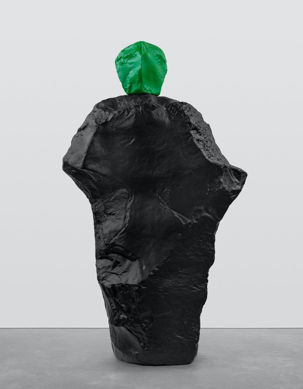 green black monk