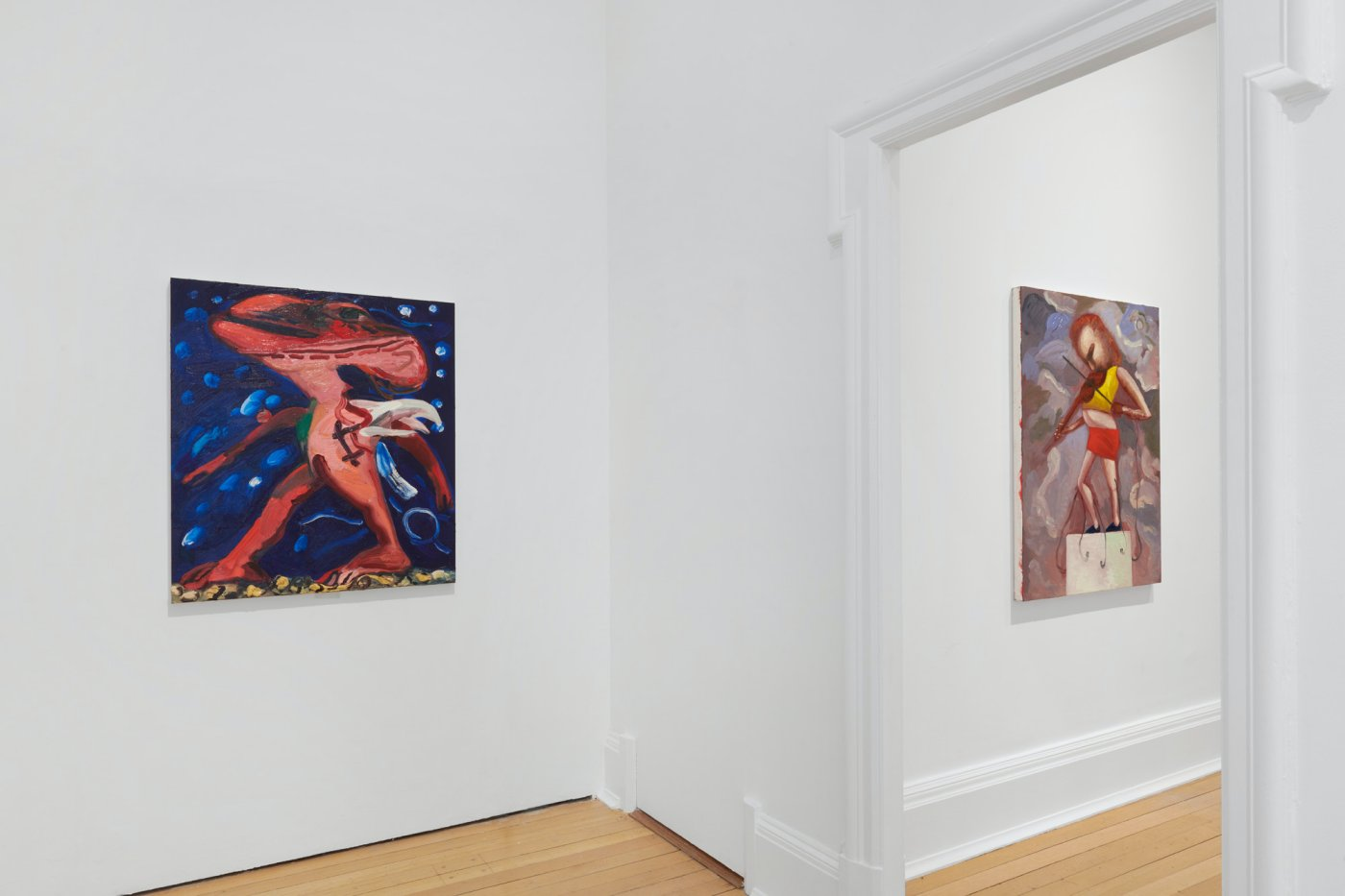 Thomas Dane Gallery Dana Schutz 11