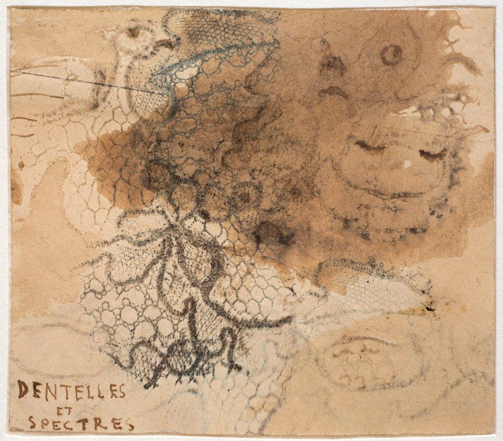 Dentelles et Spectres / Laces and Ghosts
