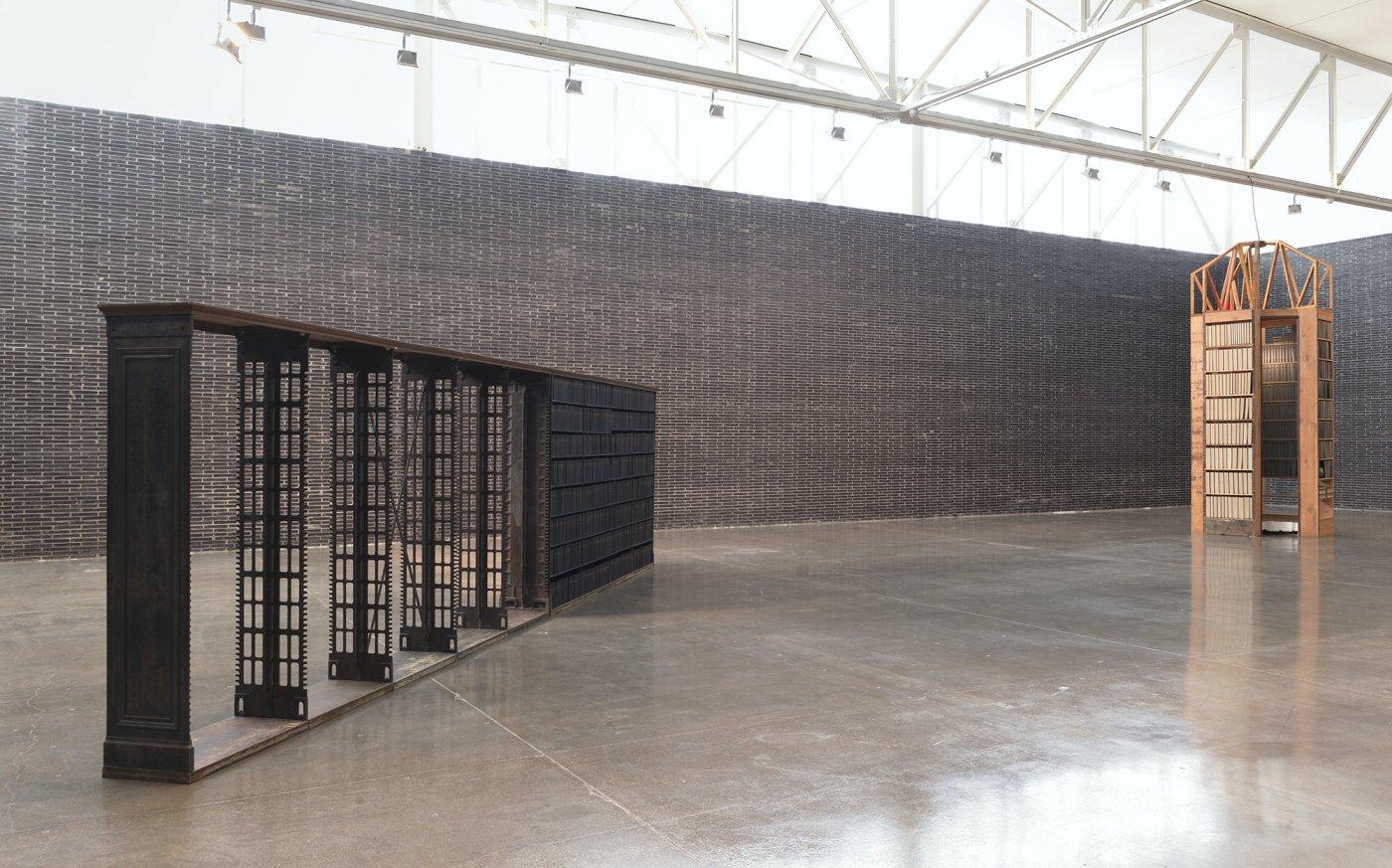 Gagosian West 24th Theaster Gates 10