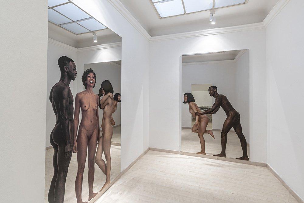 Galleria Continua San Gimignano Michelangelo Pistoletto 5