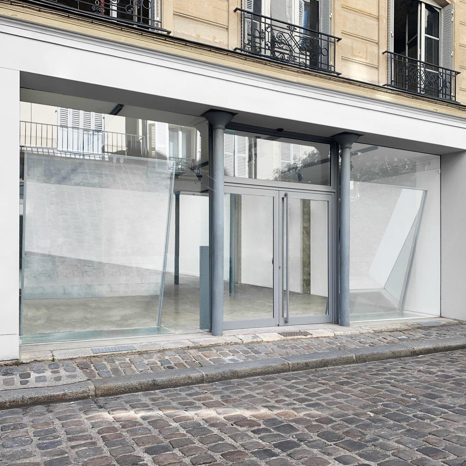 Günther Uecker: Lichtbogen @Lévy Gorvy, Paris  - GalleriesNow.net