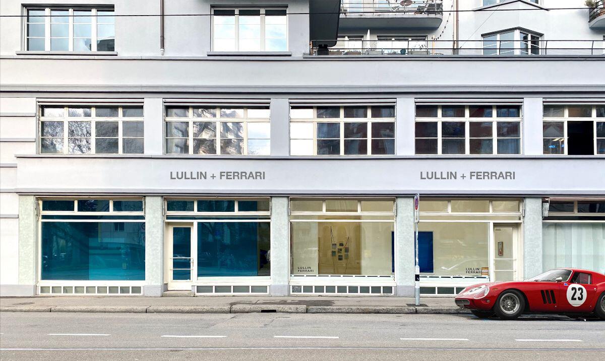 Franziska Furter @Lullin + Ferrari, Zürich  - GalleriesNow.net