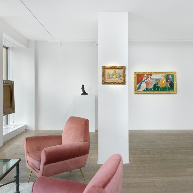 Women unveiled @Bailly Gallery, Geneva  - GalleriesNow.net