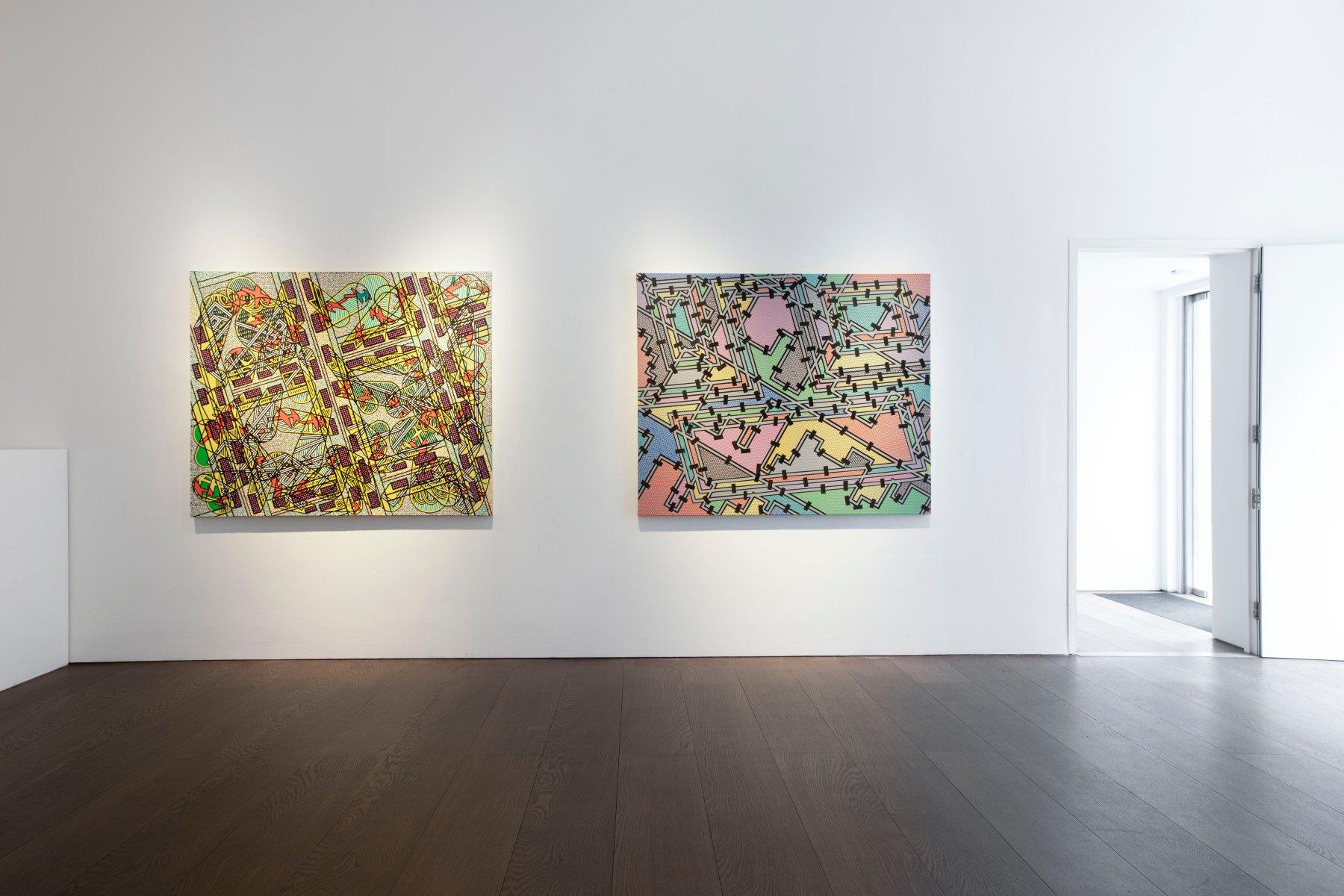 Flowers Gallery Bernard Cohen 1