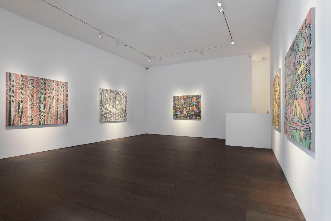 Flowers Gallery Bernard Cohen 5