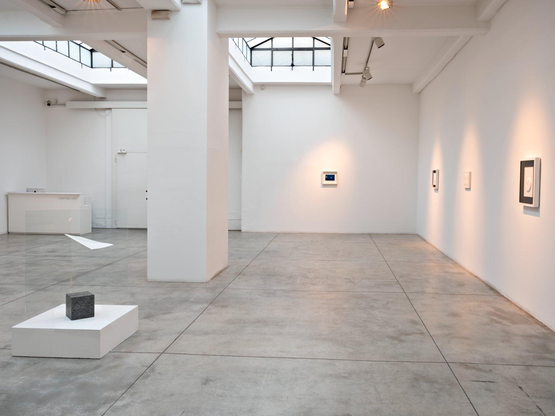 Cardi Gallery Milan Agostino Bonalumi 1